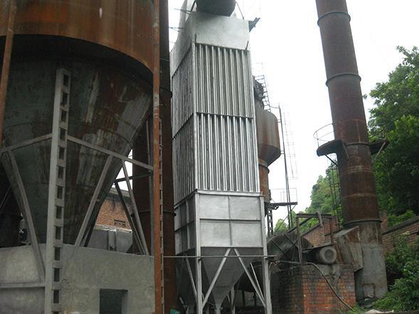颐思达节能环保改造矿热炉除尘系统