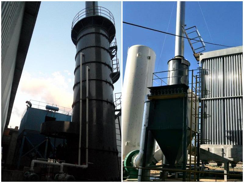 钒厂、钒矿、五氧化二钒炉窑除尘与脱